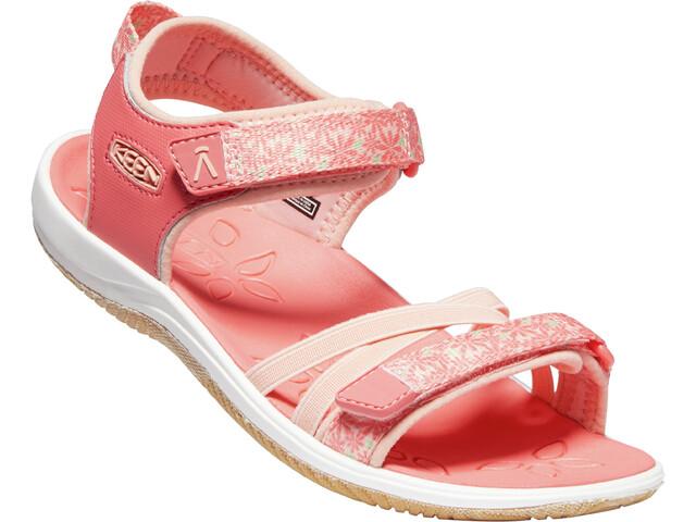 Keen Verano Sandals Youth dubarry/peach pearl